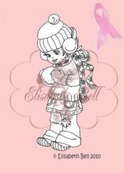 Tampon clear Snowball snowbaby - Belles'n whistles