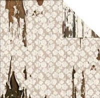 {Shabby chic}Stone flower - Fabscraps