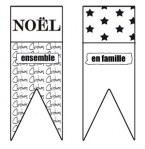 {Joyeux Noël}Tampons clear NOEL ENSEMBLE - Lorelaï design