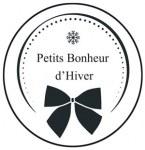 {Joyeux Noël}Tampon clear PETITS BONHEURS D'HIVER - Lorelaï design
