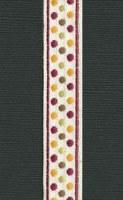 Ruban Varsity polka dots - Maya Road