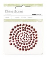 Strass autocollants ANTIQUE ROSE - Kaisercraft