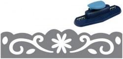 Perfo bordure FLOWERS - Fiskars