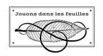 {Rêver l'automne}Tampon clear JOUONS DANS LES FEUILLES - Lorelai