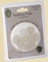 Studio button rond 20mm - Epiphany crafts
