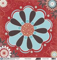 Cinnamon stick - Flower bonanza - Cloud 9 design