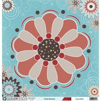 Cocoa mint - Flower bonanza - Cloud 9 Design