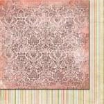 {Lilac house}Rose damask - Fancy Pants