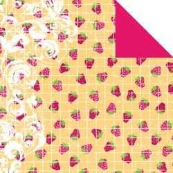 Sublime - Strawberry - Glitz Design