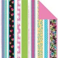 Sublime - Wacky Stripe - Glitz Design