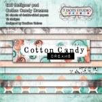 {Cotton candy dreams} Pack papiers 15 x 15 cm - 7 Dots studio