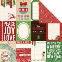{Reflections christmas}Christmas story - Echo park