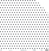 Papier texturé à pois ROYAL WHITE - Kesi'art