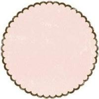 Animal crackers - Ella scallop circle