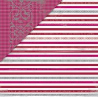 {Love letters}Stripe with type