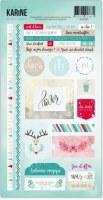 Stickers MINT CHOCO ET GOURMANDISES - Les ateliers de Karine