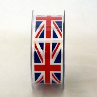 Ruban UNION JACK 35 mm
