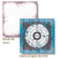 {Tournez manège}Boule de coco/Dans la ligne de mire - Ohlala Designs