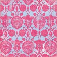 Pop fashion - Bell bottoms - Pink paislee