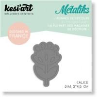 Forme de découpe(die) - Mini Métaliks CALICE - Kesi'art