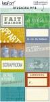 Stickies Recherche maison n°3 - Kesi'art