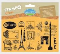 Tampons clear PARIS - Aladine
