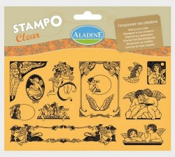 Tampons clear ANGELOTS - Aladine