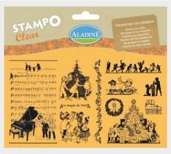 Tampons clear NOEL DES PETITS - Aladine
