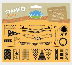 Tampons clear FANIONS - Aladine