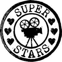 Tampon bois SUPER STARS - Aladine
