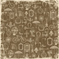 {Grandma's attic}Hidden treasures - Paper company