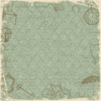 {Grandma's attic}Trinkets - Paper company
