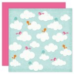 {Woodland}Little bird clouds - The paper company
