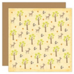 {Woodland}Forest friends - The paper company