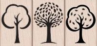 Tampons bois ARTISTIC TREES - Hero arts