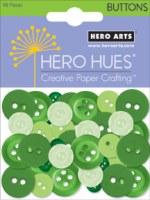 Boutons MIXED FOLIAGE - Hero arts