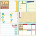 {Day to day}Large and medium journaling tags - Elle's studio