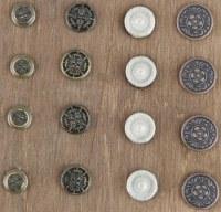 Embellissements métal #5 - Prima