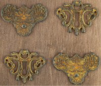 Embellissements métal #8 - Prima