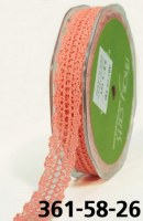 Ruban CROCHET WATERMELON - May arts