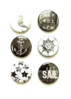 {Destination unknown}Badges SET SAIL FLAIR - Um Wow Studio