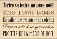 Tampon bois DECORER EMBALLER PROFITER - Florilèges