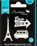 {Capsule août 2016}Dies COUP DE COEUR - Florilèges